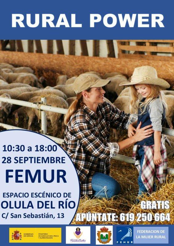 Rural Power en Olula del Río