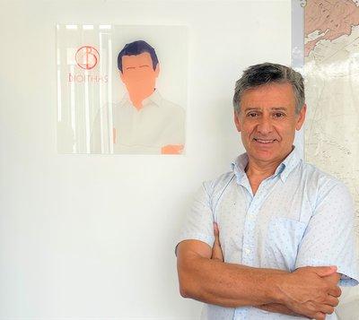 Vicente Navarro CEO de Bioithas