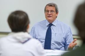 """Paco Grau en un curso de """"Hablar en público con eficacia"""""""