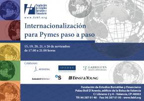 La FEBF pone en marcha un curso que ayuda a empresas valencianas a internacionalizarse