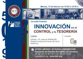 La FEBF analiza cómo innovar en el Control y Tesorería para ser más competitivos