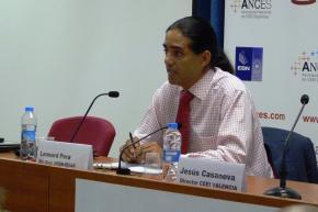 Leonard Pera, Director General de la Empresa Open Ideas