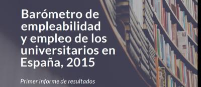 Observatorio Empleabilidad y Empleo 2015