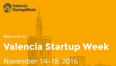 Valencia leading the entrepreneurship ecosystem for a week