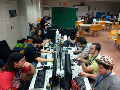 Game Jam Florida Universitària 2017