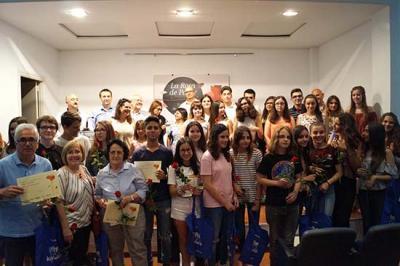 Premios La Rosa de Paper