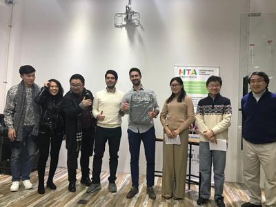 Estudiantes valencianos ganan en China dos premios a la mejor oportunidad de negocio