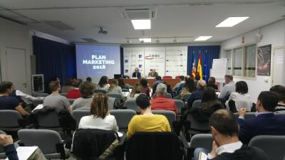 Jornada  Plan de Marketing 2018 3