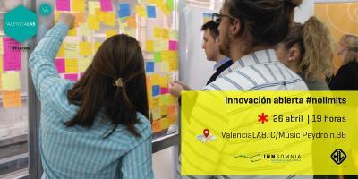 Innovación abierta #nolimits