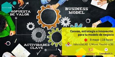 Canvas, estrategia e innovación para tu modelo de negocio