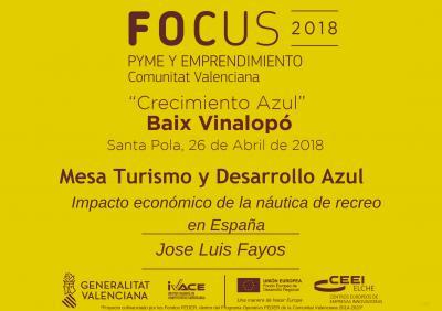 Impacto económico de la náutica de recreo en España