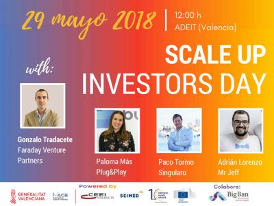 SCALE UP - Investors Day