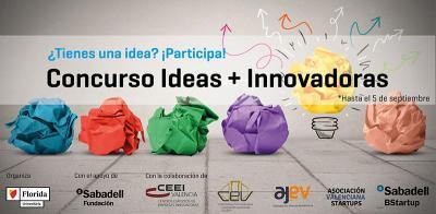 Concurso Ideas + Innovadoras 2048