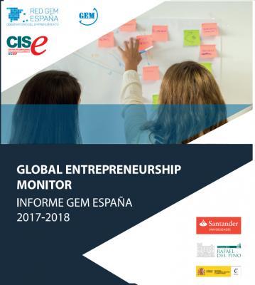 Informe GEM emprendimiento 2017-18
