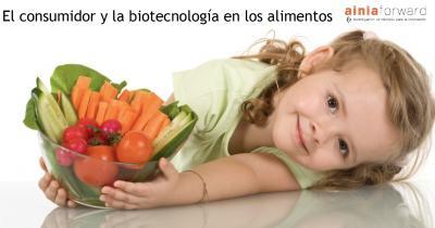 Ponencia: El consumidor y la biotecnología en los alimentos