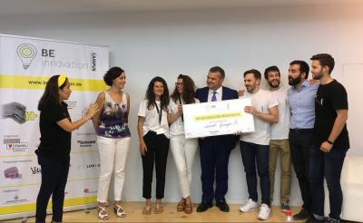 Ganadores Be Innovation