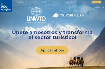 Imagen Tourism Startup Competition