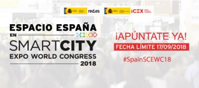 Espacio España en Smart City Expo World Congress