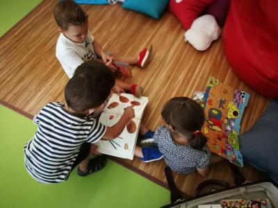 Ninos Ecoles Infantils abre el curso con el 90% de sus plazas ocupadas