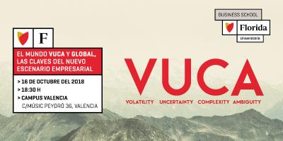 El mundo VUCA y GLOBAL