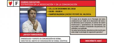 Curso Executive comunicación no verbal