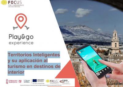 Territoris intel·ligents i la seua aplicació al turisme en destins d'interior