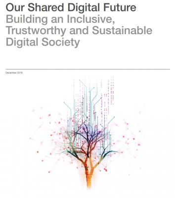 Inclusive, Trustworthy and Sustainable Digital Society
