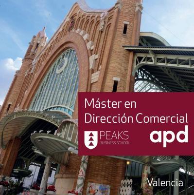 Máster Dirección Comercial Valencia