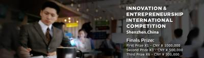 El 3º Concurso Internacional de Innovación y Emprendimiento de China