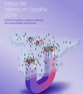 Informe Cotec sobre Mapa del Talento en España y por Comunidades Autónomas