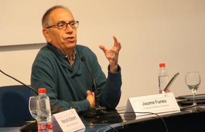 """Jaume Funes alerta de la """"distancia abismal"""" entre la enseñanza secundaria y la adolescencia"""