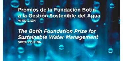 Premios a la Gestión Sostenible del Agua 2019
