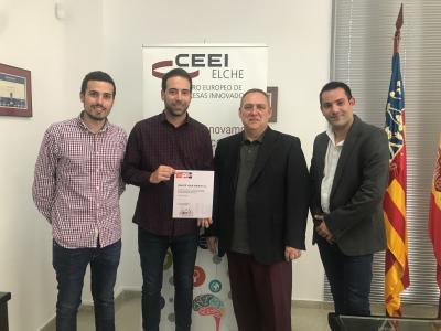 La empresa Create you Energy obtiene el sello EIBT que la acredita como empresa innovadora