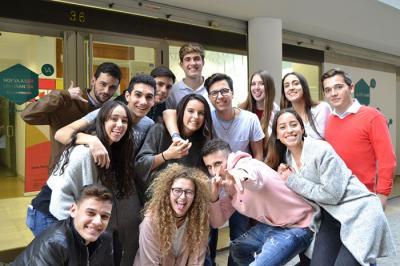 Las cinco startups del Grado LEINN Valencia logran facturar casi 200.000 euros en un año