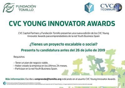 CVC Young Innovator Awards 2019 Cartel