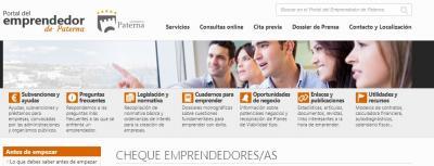 Convocatoria Cheque Emprendedores