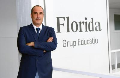 Enrique García Peña, nuevo director general de Florida Grup Educatiu
