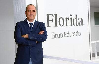 Enrique García Peña, nuevo director general de Florida Grup Educatiu