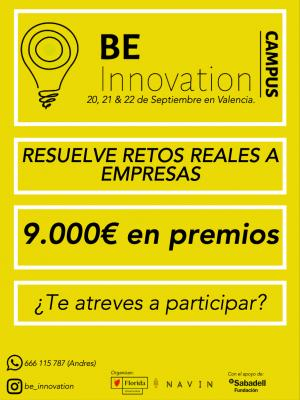 Be innovation campus