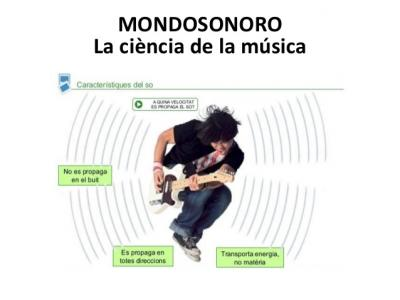 Reconocimiento para el proyecto MONDOSONORO