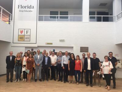 La Universitat dels Majors de Florida Universitària abre sus puertas con la conferencia 'La ética en una sociedad cosmopolita'