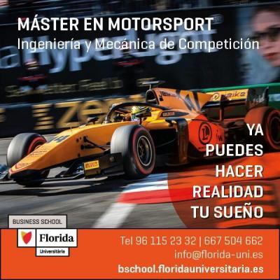 Súmate al próximo equipo de MotorSport