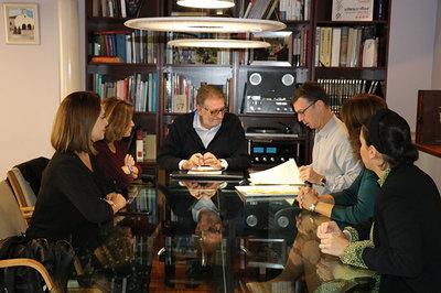 Colaboración con el Ayuntamiento de Torrent para la Universitat dels Majors