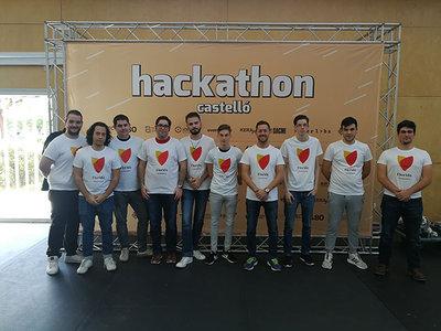El alumnado de Ingeniería acepta los retos de la Hackathon de Castellón
