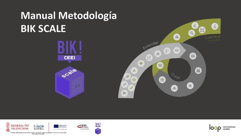 Manual de la metodología BIK SCALE
