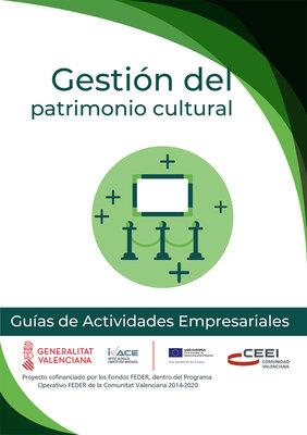 Servicios de ocio, diversión y cultura. Gestión de patrimonio cultural