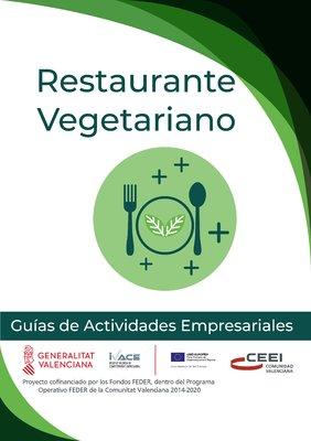 Turismo, Hostelería y Restauración. Restaurante Vegetariano.