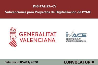 Digitaliza CV 2020