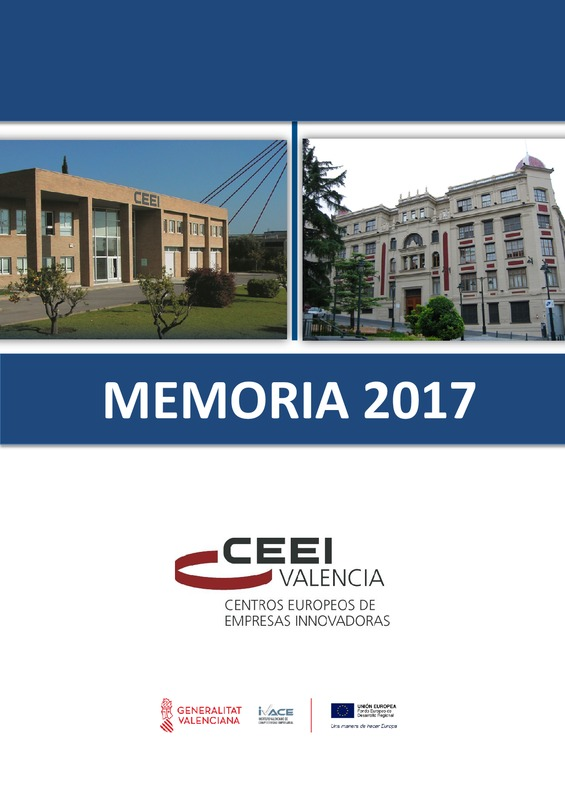 Memoria CEEI Valencia 2017