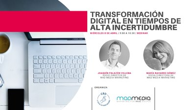Transformación digital en tiempos de incertidumbre